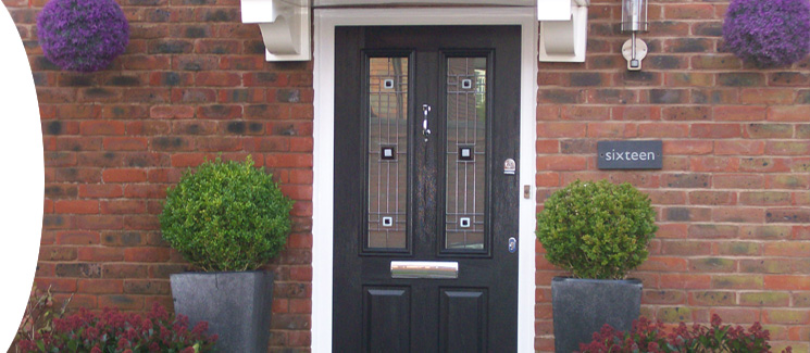1930s Style Upvc Front Doors Classic Style With Modern Benefits S